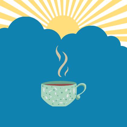 コーヒーは朝に飲むのが最も効果的